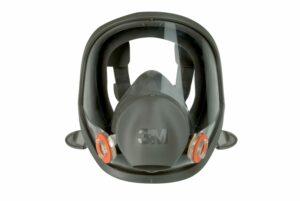 3M Celoobličejová maska respirátor Abratech